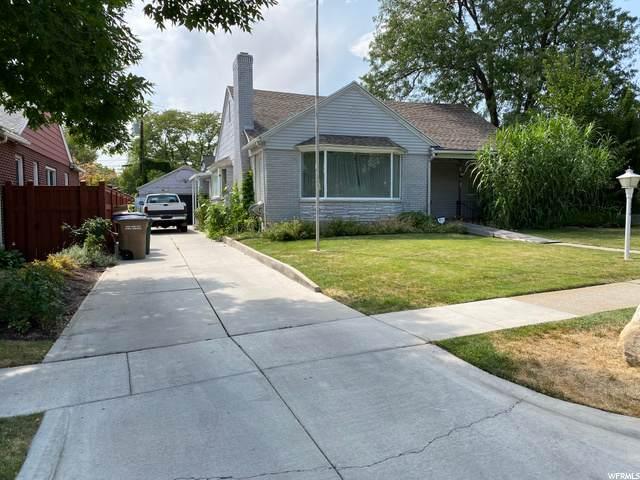 1336 S Colonial Dr, Salt Lake City, UT 84108 (#1693479) :: Exit Realty Success