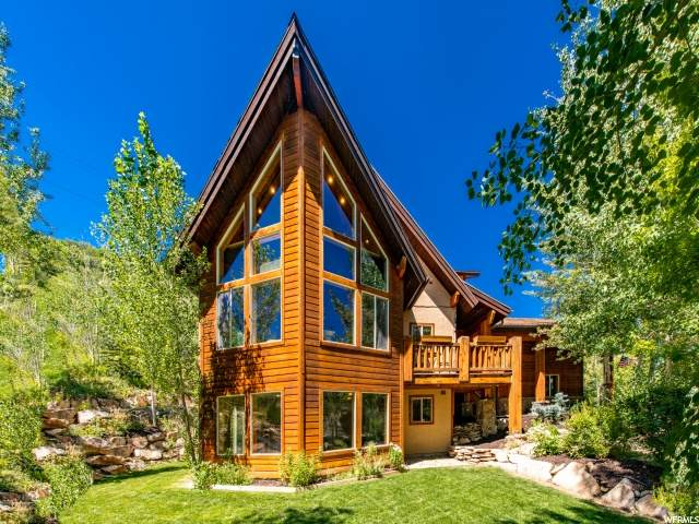 7627 N Susans Cir W, Park City, UT 84098 (#1693480) :: Belknap Team