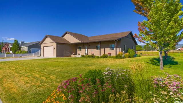 1325 S 2720 E, Heber City, UT 84032 (MLS #1693506) :: High Country Properties