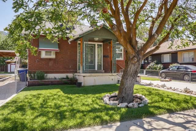 2318 S Eccles Ave, Ogden, UT 84401 (#1693517) :: Bustos Real Estate | Keller Williams Utah Realtors