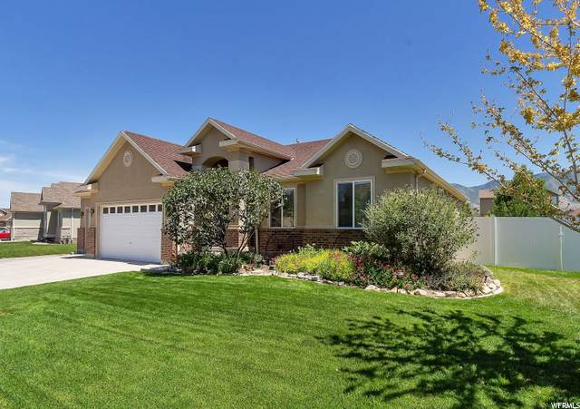 5704 N Ketch Ln W, Stansbury Park, UT 84074 (#1693557) :: Red Sign Team