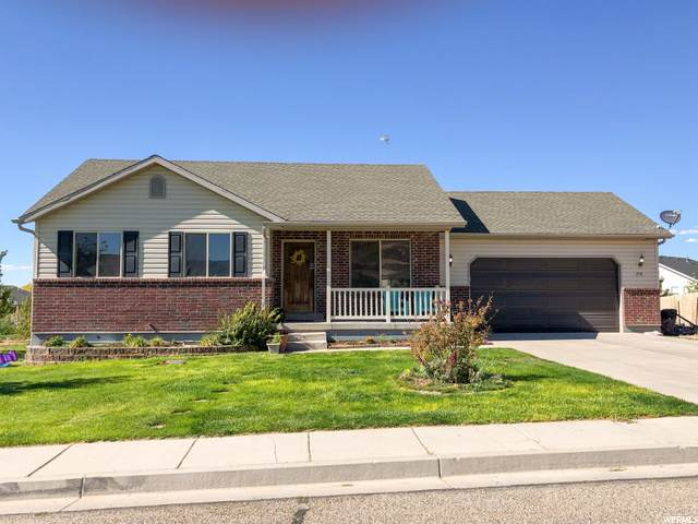 2131 E Rachel Ln, Cedar City, UT 84721 (#1693565) :: Big Key Real Estate