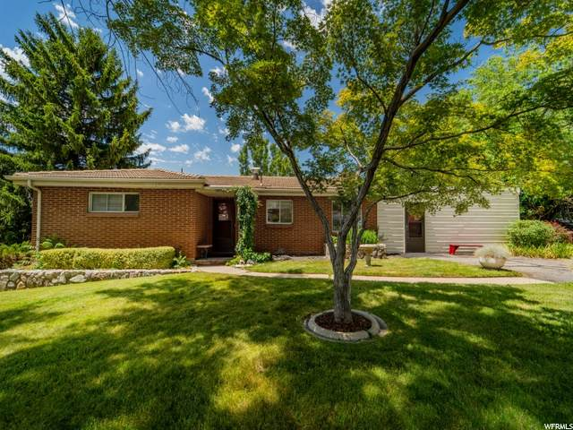 3388 S Orchard Dr, Bountiful, UT 84010 (#1693593) :: Exit Realty Success