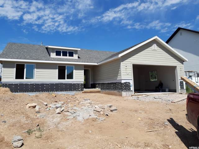 611 E 1050 N #212, Morgan, UT 84050 (#1693605) :: Doxey Real Estate Group