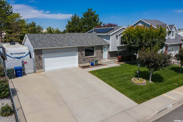 4580 S Orleans Way, West Valley City, UT 84120 (#1693606) :: Powder Mountain Realty
