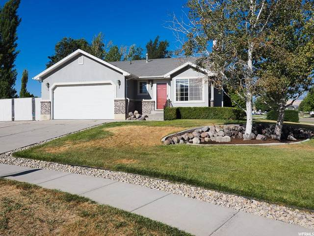 2553 W Vista Meadows Dr, Riverton, UT 84065 (#1693639) :: Red Sign Team