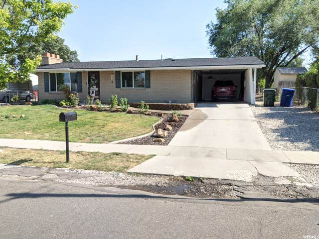 5679 W 3640 S, West Valley City, UT 84128 (#1693658) :: Powder Mountain Realty