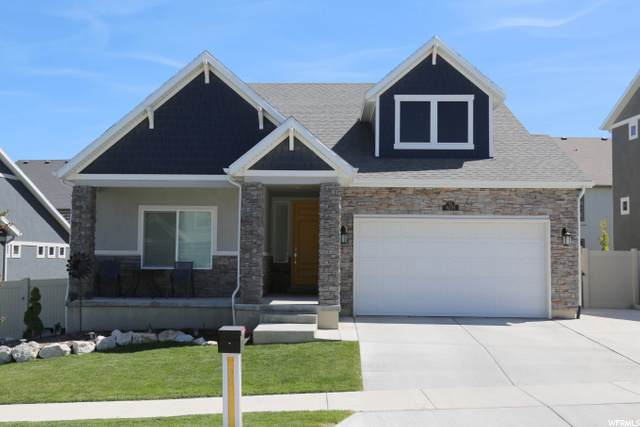4271 W Lower Meadow Dr S, Herriman, UT 84096 (#1693681) :: Red Sign Team