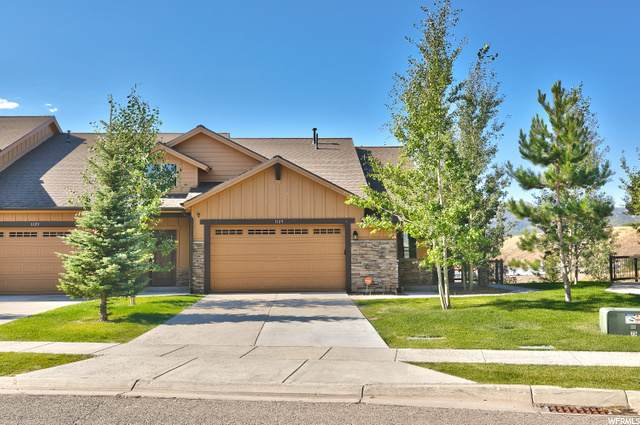 1129 W Wintercress Trl 26F, Heber City, UT 84032 (MLS #1693693) :: High Country Properties