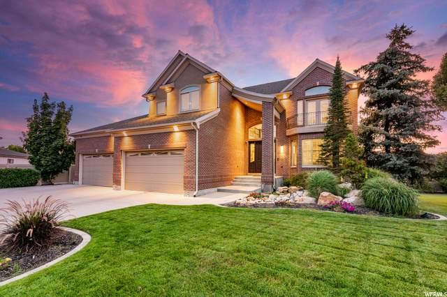 9161 S Baronay Cir, Sandy, UT 84093 (#1693725) :: Big Key Real Estate