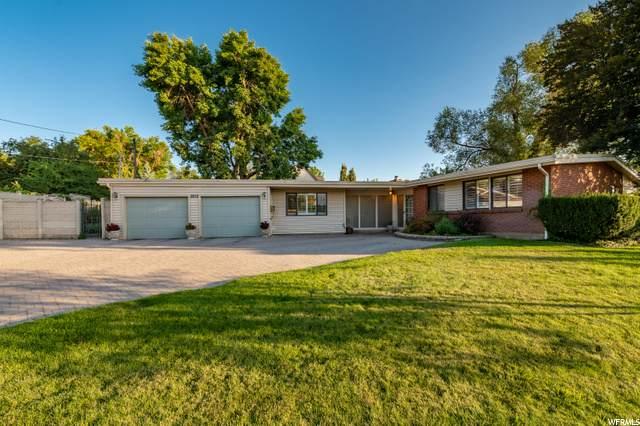 2072 E Parkway Ave, Salt Lake City, UT 84109 (#1693750) :: Big Key Real Estate