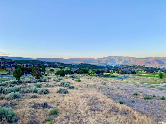 2006 E Chimney Rock Way, Heber City, UT 84032 (MLS #1693751) :: High Country Properties