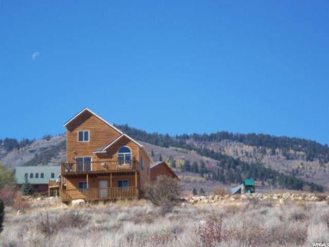 187 Canyon Way, Fish Haven, ID 83287 (#1693775) :: Big Key Real Estate