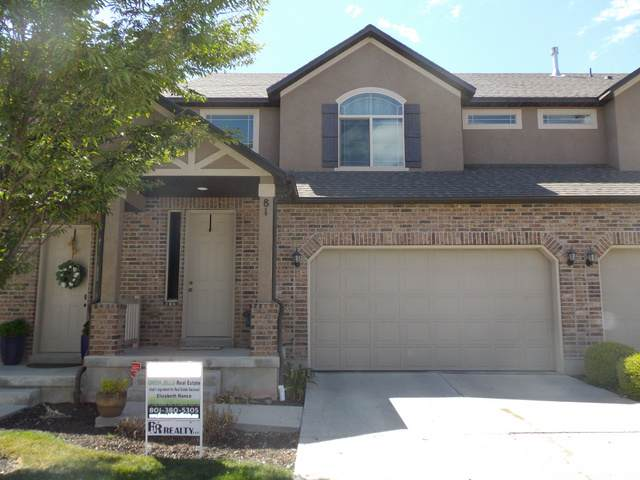 81 W Condor St, Saratoga Springs, UT 84045 (#1693789) :: Powder Mountain Realty