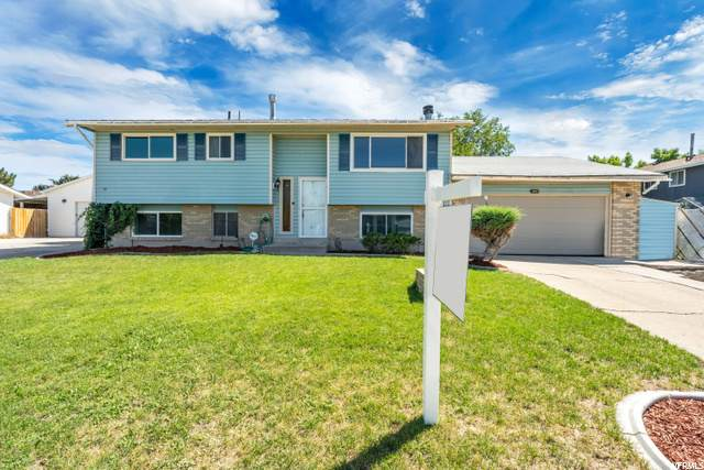 6895 W 3830 S, West Valley City, UT 84128 (#1693790) :: Powder Mountain Realty