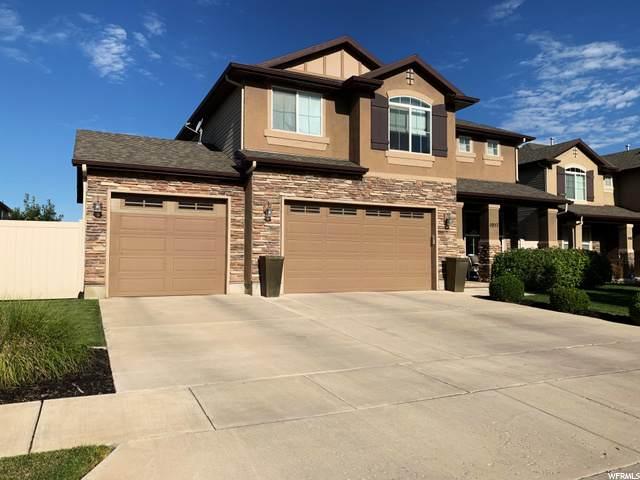 1057 N Adelburg Dr W, North Salt Lake, UT 84054 (MLS #1693795) :: Lookout Real Estate Group