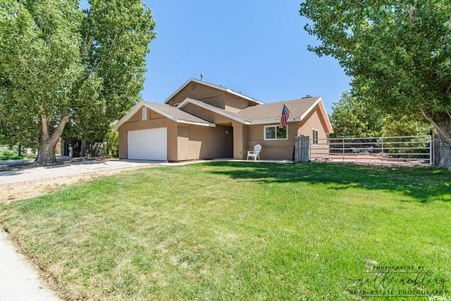 128 N 4050 W, Cedar City, UT 84720 (#1693804) :: EXIT Realty Plus