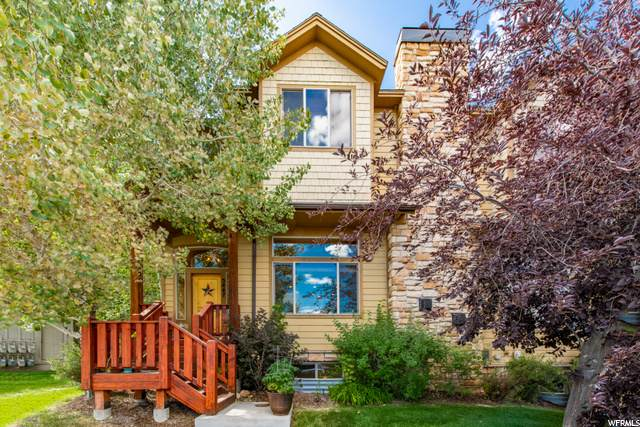 5447 Bobsled Blvd N, Park City, UT 84098 (MLS #1693851) :: High Country Properties