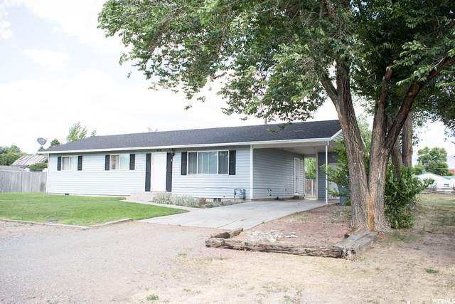 360 N 200 W, Beaver, UT 84713 (MLS #1693855) :: Lookout Real Estate Group
