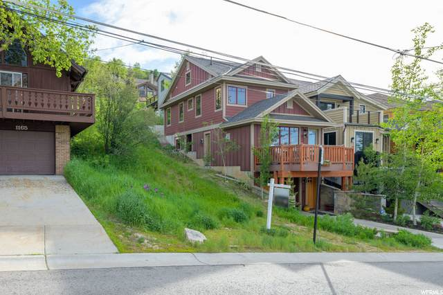1711 Empire Ave, Park City, UT 84060 (#1693867) :: Doxey Real Estate Group