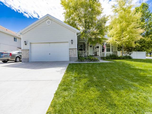 282 E Spyglass Dr, Stansbury Park, UT 84074 (#1693930) :: The Fields Team