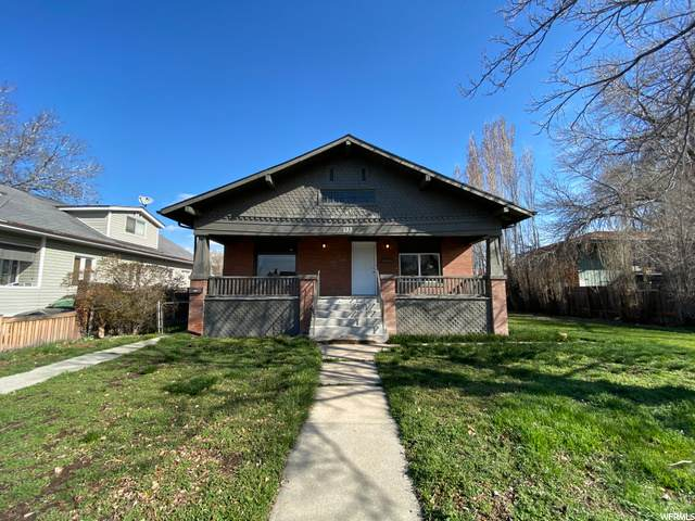 133 E Beryl Ave, Salt Lake City, UT 84115 (#1693945) :: Powder Mountain Realty