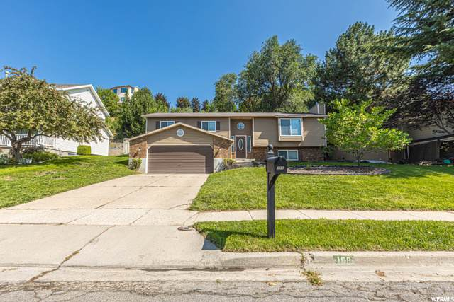 198 N Valley View Dr, North Salt Lake, UT 84054 (#1693978) :: Colemere Realty Associates