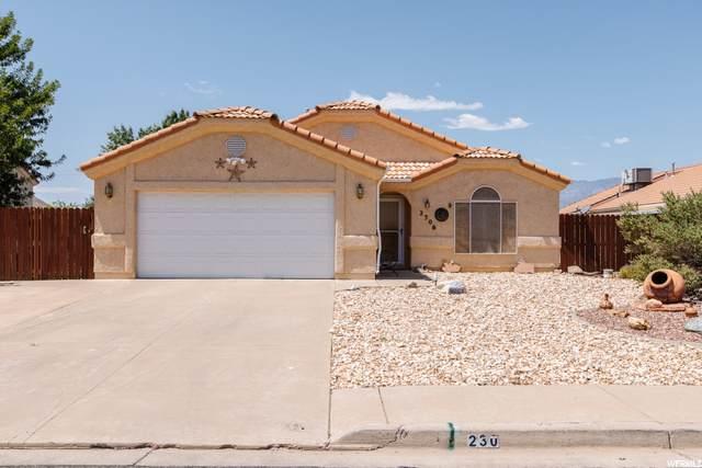 230 S 210 W, La Verkin, UT 84745 (#1694025) :: Bustos Real Estate   Keller Williams Utah Realtors