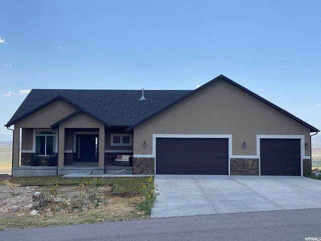 2037 W Ridgeline Rd, Stockton, UT 84071 (#1694027) :: Doxey Real Estate Group