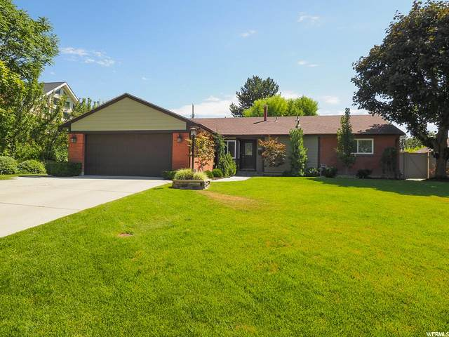 1888 E Millbrook Rd, Salt Lake City, UT 84106 (#1694038) :: Big Key Real Estate