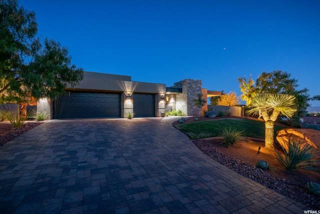 2331 W Entrada Trl #107, St. George, UT 84770 (#1694053) :: Big Key Real Estate