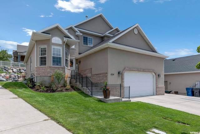 624 N 1280 E, American Fork, UT 84003 (#1694068) :: Bustos Real Estate | Keller Williams Utah Realtors
