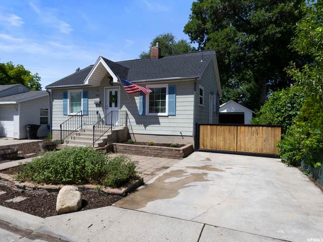827 E Gregson Ave S, Salt Lake City, UT 84106 (#1694091) :: Doxey Real Estate Group