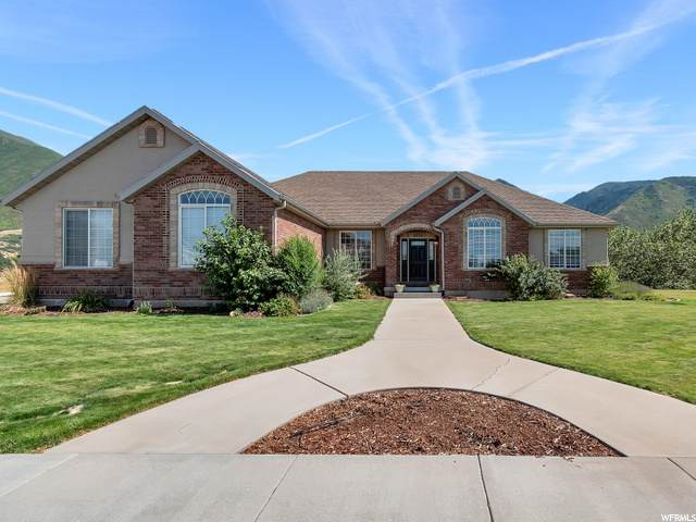 3252 E Canyon Crest Dr, Spanish Fork, UT 84660 (#1694093) :: RE/MAX Equity