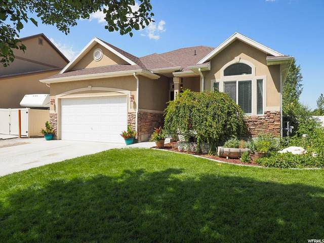 387 E Culross Cir S, Stansbury Park, UT 84074 (#1694126) :: The Fields Team