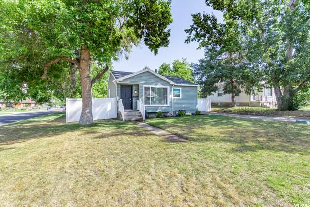1054 E 34 S, Ogden, UT 84403 (#1694133) :: Bustos Real Estate | Keller Williams Utah Realtors