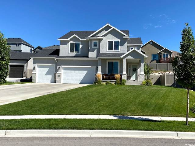 836 W Valley Vista Way, Lehi, UT 84043 (#1694143) :: RE/MAX Equity