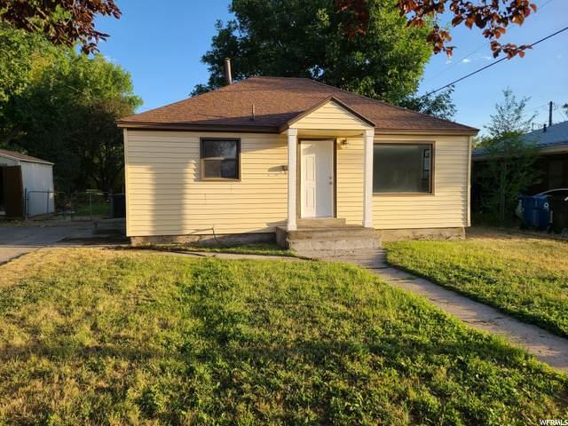 664 E 100 S, Spanish Fork, UT 84660 (MLS #1694153) :: Lawson Real Estate Team - Engel & Völkers