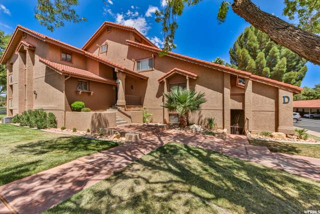 860 S Village Rd D11, St. George, UT 84770 (#1694189) :: Big Key Real Estate