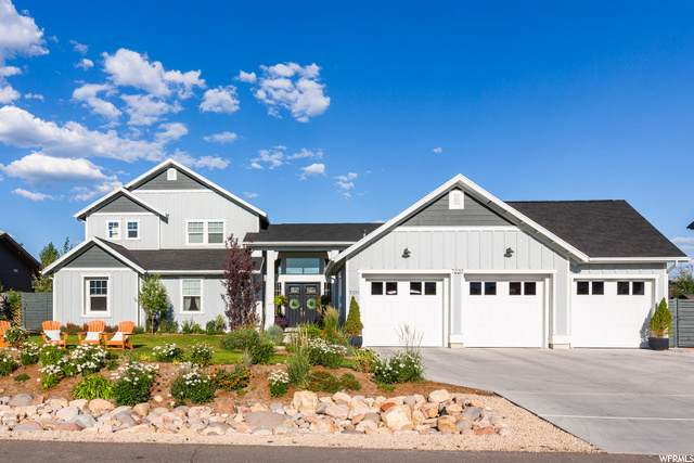 7020 N Greenfield Dr, Park City, UT 84098 (#1694206) :: Doxey Real Estate Group