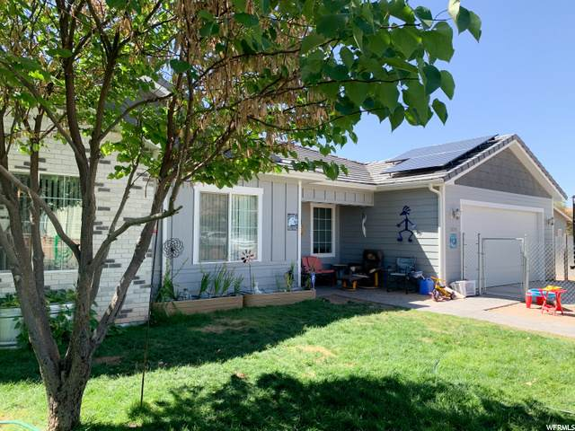 1120 S Lasal Ave, Moab, UT 84532 (#1694255) :: Bustos Real Estate   Keller Williams Utah Realtors
