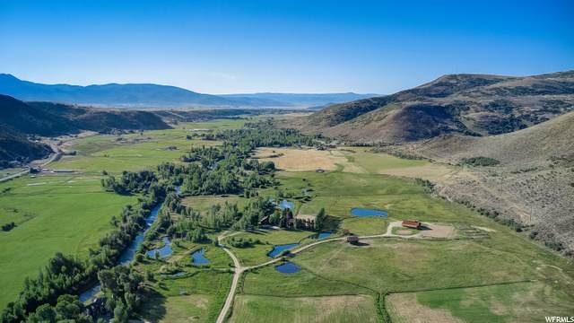 6950 N River Valley Rd, Peoa, UT 84061 (MLS #1694265) :: High Country Properties