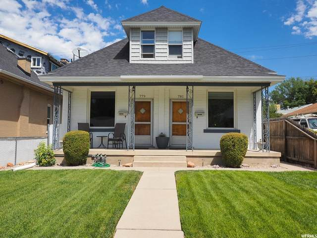 781 E Simpson Ave S, Salt Lake City, UT 84106 (#1694267) :: RE/MAX Equity