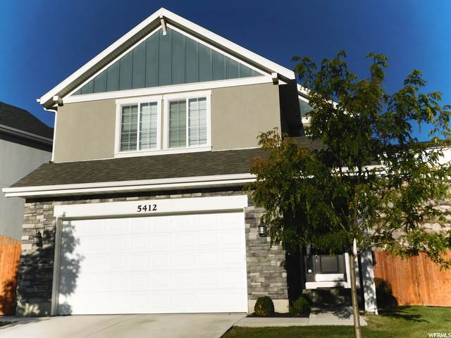 5412 N Bear Ridge Way, Lehi, UT 84043 (#1694277) :: RE/MAX Equity