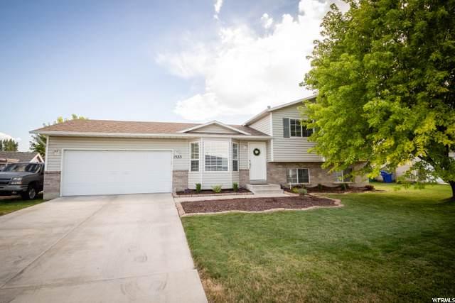 1533 W 350 S, Lehi, UT 84043 (#1694295) :: Bustos Real Estate | Keller Williams Utah Realtors