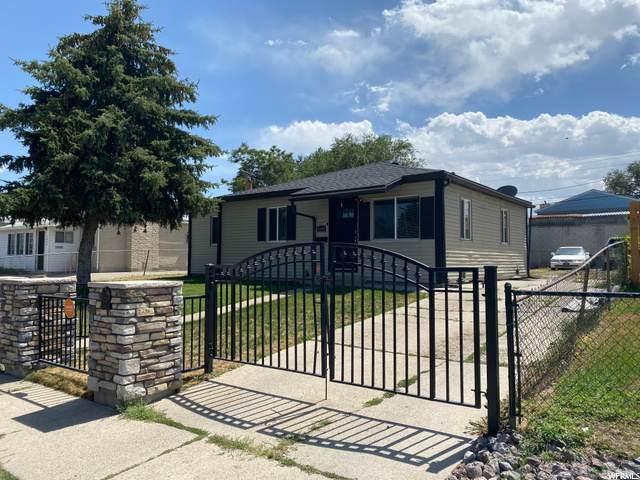 4461 W 5615 S, Salt Lake City, UT 84118 (#1694307) :: Big Key Real Estate