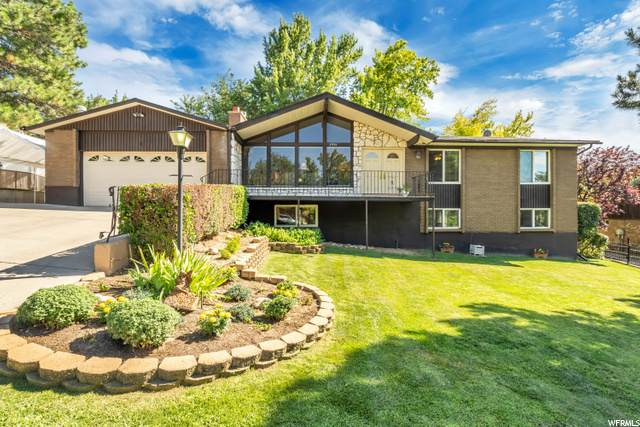 2958 E Lake Mary Dr, Cottonwood Heights, UT 84121 (#1694316) :: Exit Realty Success