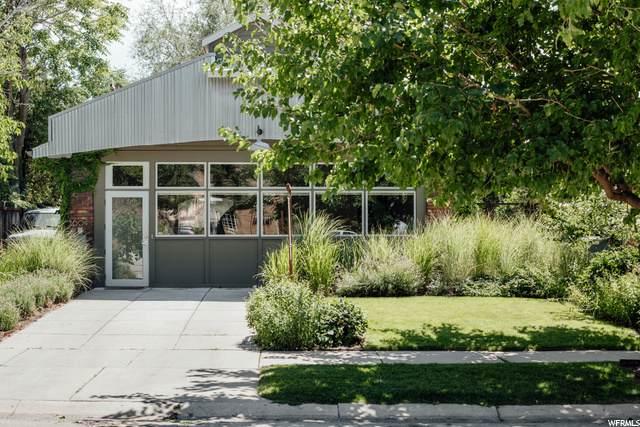 1604 E Princeton Ave, Salt Lake City, UT 84105 (#1694328) :: The Fields Team