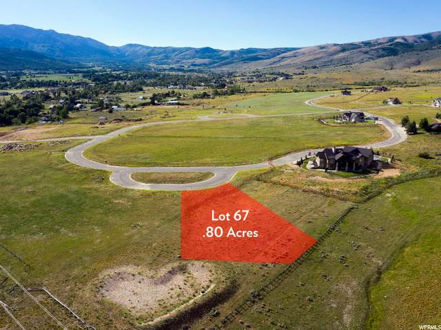 3607 N Eagle Ridge Dr, Eden, UT 84310 (#1694343) :: Red Sign Team