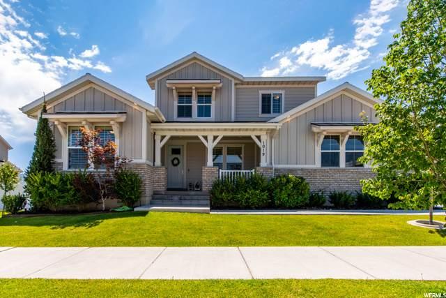 1019 W Reeves Ln, South Jordan, UT 84095 (#1694369) :: Bustos Real Estate | Keller Williams Utah Realtors